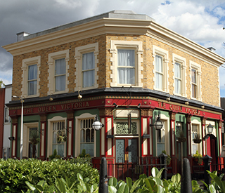 EastEnders announce plans for bigger set