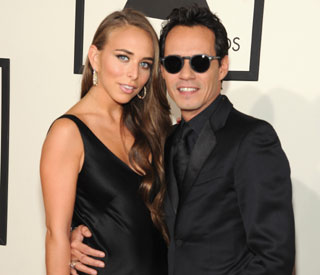 Chloe Green joins Marc Anthony at the Grammys