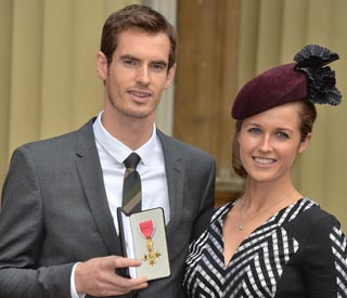 Andy Murray sparks wedding rumours