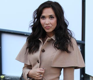 Myleene Klass talks of emotional journey to the Philippines