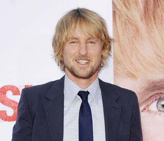 Owen Wilson reveals name of baby son