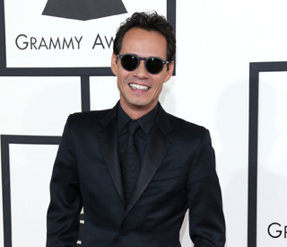 "Marc Anthony is ""really good friends"" with J-Lo's boyfriend"