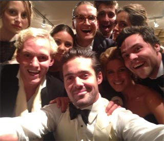 Made in Chelsea recreate Ellen's Oscar selfie