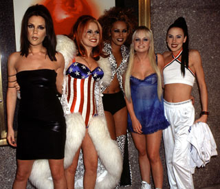 Potential joint Spice Girls and Backstreet Boys tour
