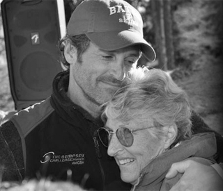 Patrick Dempsey's mother Amanda dies from cancer