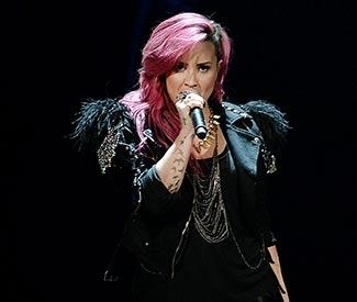 Demi Lovato announces London gig