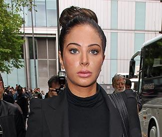 Tulisa Contostavlos appears in court of drug charges