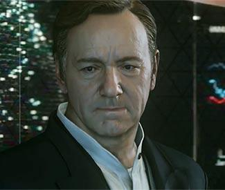Kevin Spacey to star in new Call of Duty game