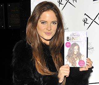 Made In Chelsea's Binky Felstead launches book