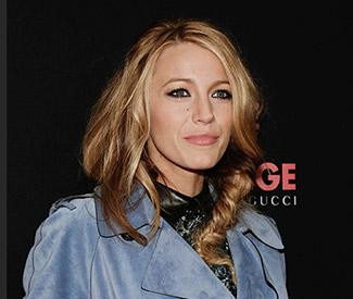 Blake Lively launches Chime for Change campaign