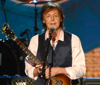 Sir Paul McCartney cancels tour due to illness