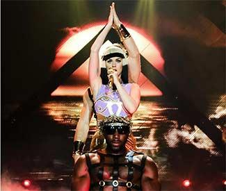 Katy Perry's tour rider demands revealed