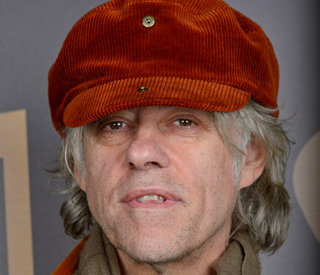 Bob Geldof performs for first time since Peaches' death