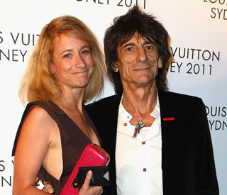 Ronnie Wood's daughter Leah welcomes son