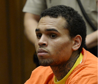 Chris Brown 'humbled and blessed' to leave prison
