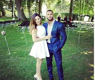 Kelly Brook confirms she is not married
