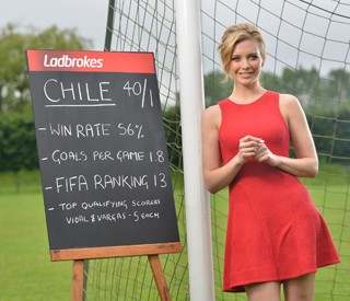 Rachel Riley reveals statistic winner of World Cup 2014