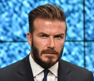 David Beckham's football plans rejected