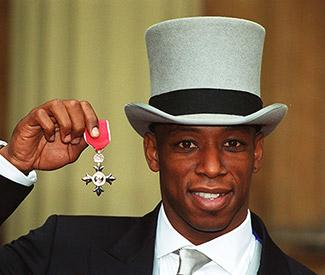 Ian Wright's MBE stolen during raid on home