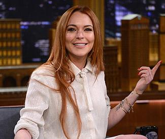 Lindsay Lohan headed for the West End