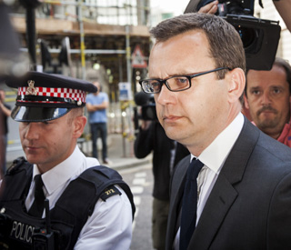 Andy Coulson sentenced to 18 months for phone hacking