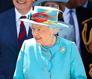 The Queen and the Countess of Wessex to attend Glasgow 2014 Opening Ceremony