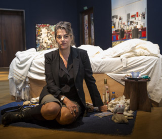 Tracy Emin's My Bed to return to Tate