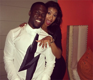 Kevin Hart proposes to girlfriend