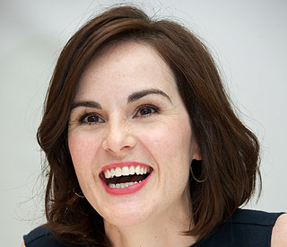 Michelle Dockery becomes Oxfam ambassador