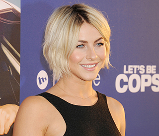 Julianne Hough is new Dancing with the Stars judge