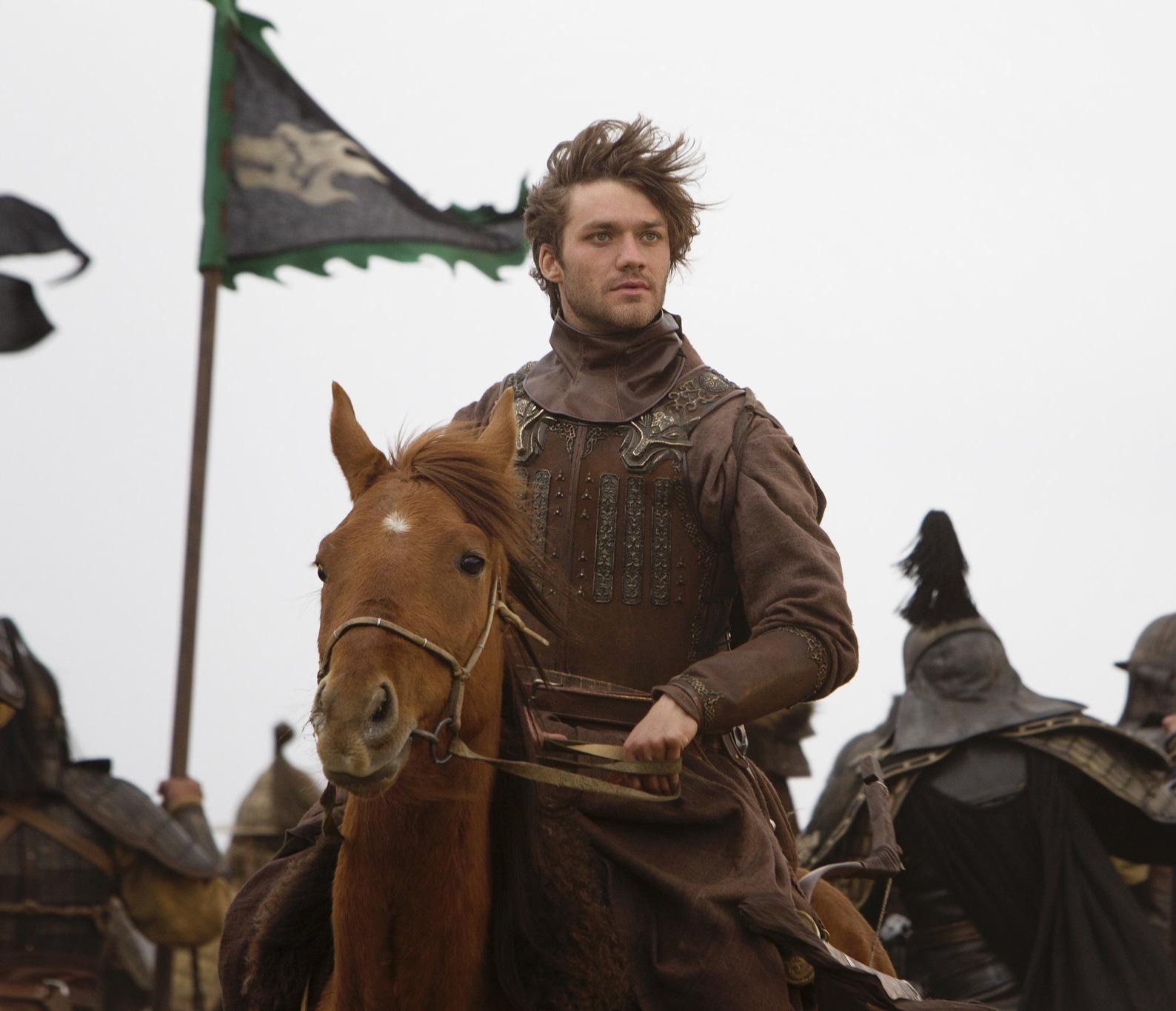 Date set for Netflix's Marco Polo premiere