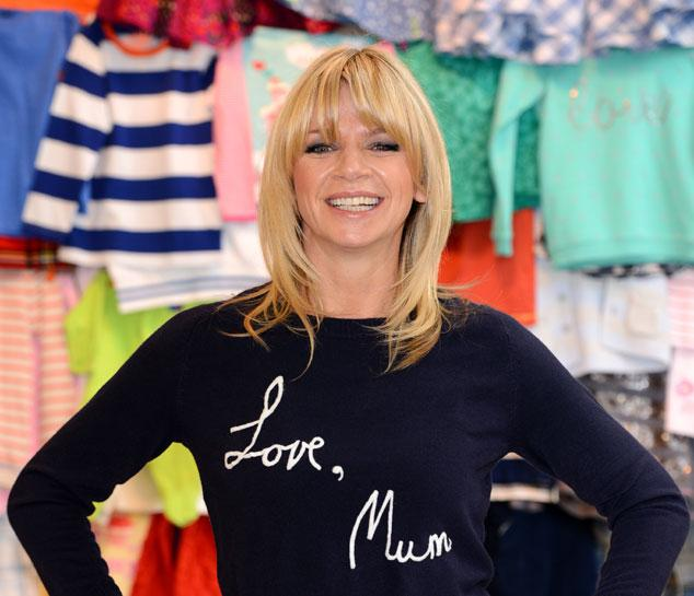 Zoë Ball to host glitzy Tesco Mum of the Year Awards