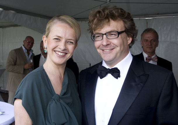 Johan Friso and Mabel