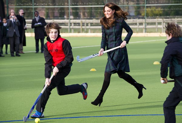 Kate hockey