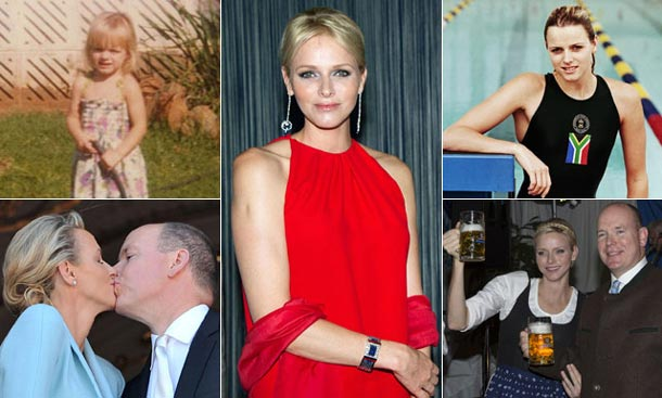 Princess Charlene birthday