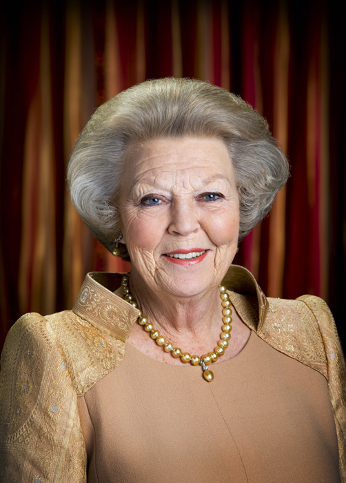 Queen Beatrix birthday