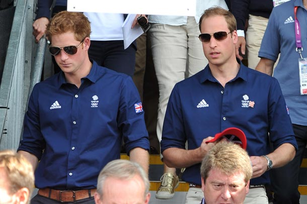 Prince Harry marathon
