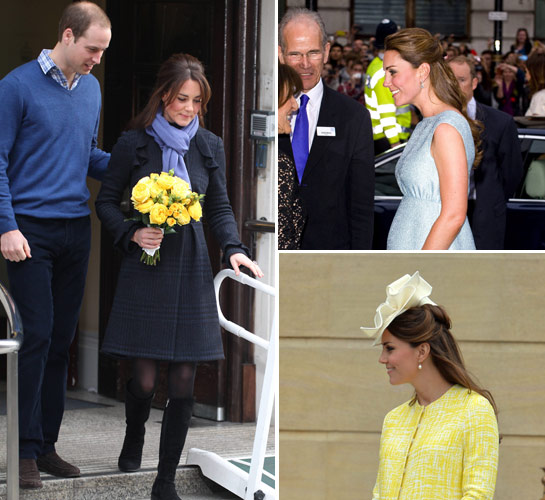 Kate Middleton pregnancy