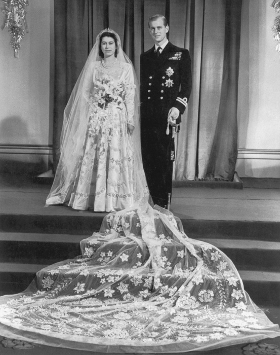 queen elizabeth wedding
