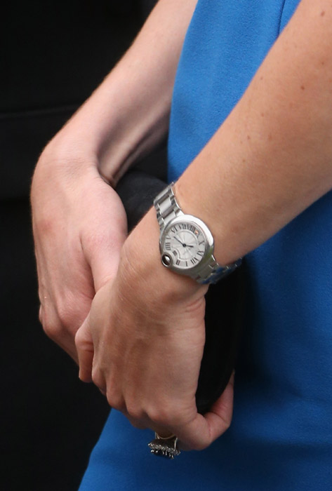 KATe middleton cartier watch