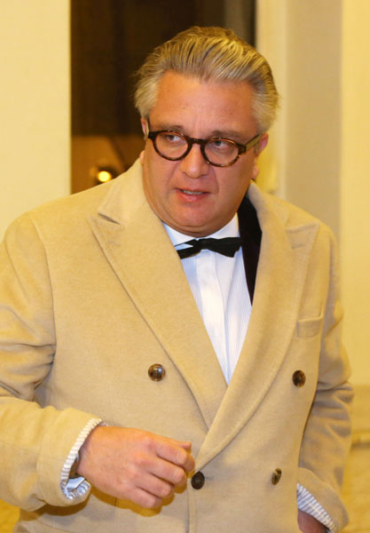 Prince Laurent of Belgium