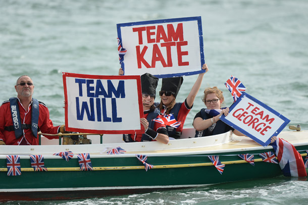 kate middleton race