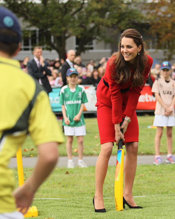 kate middleton tour