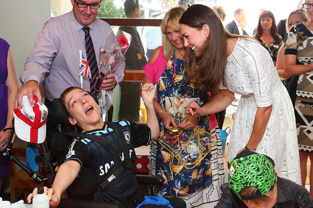 kate Middleton hospice
