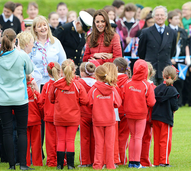 kate middleton children