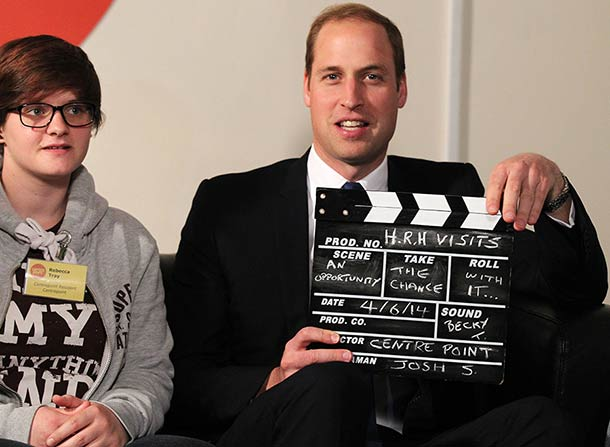 prince william centrepoint