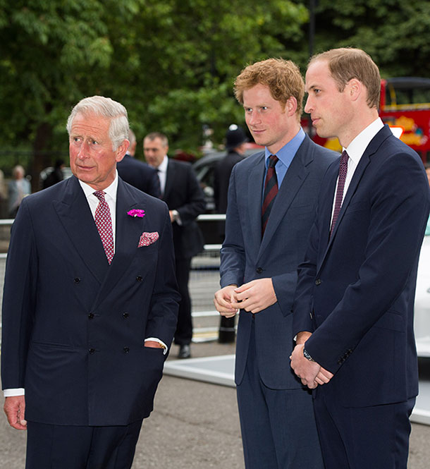 prince harry events