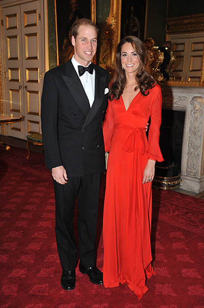 prince william and kate solo-
