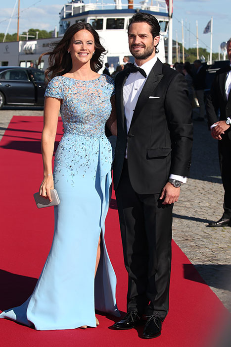 Swedish Royal Wedding Prince Carl Philip And Sofia