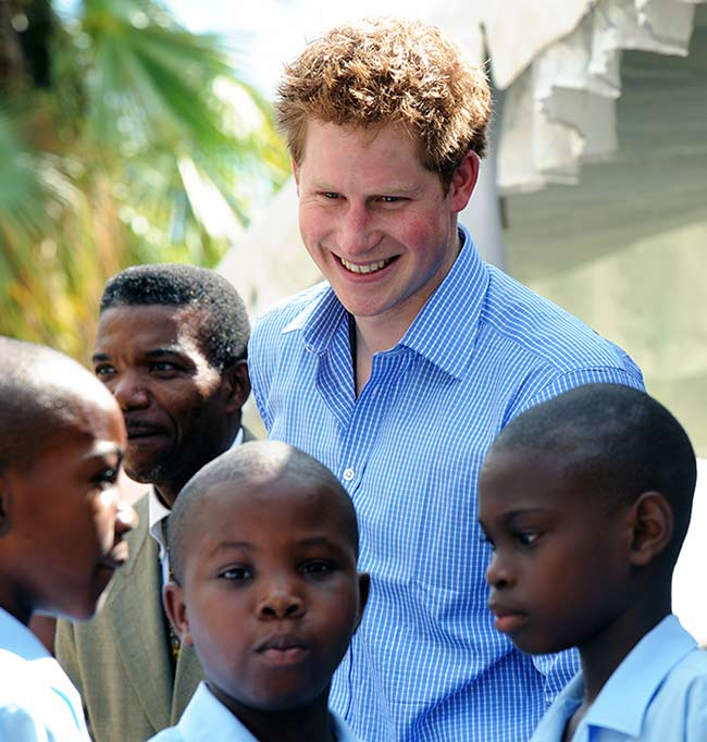 Prince Harry Confirmed To Tour The Caribbean On Behalf Of